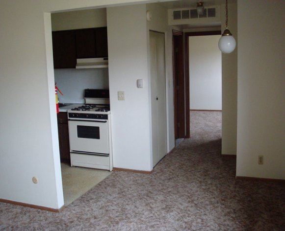 TYPICAL ONE BEDROOM. Paschall Apartments   Ypsilanti Rental Units Available In 1 And 2